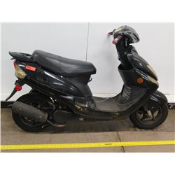 2012 Black Znen 50cc Sun 50 LH500T-6n Moped - 2022 Miles