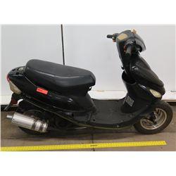 2013 Taizhou Nongneng Motorcycle Black Znen 49cc Sun 50 Moped - 3306 Miles