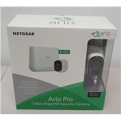 New Netguard Arlo Pro Wire Free HD Security Camera in Box