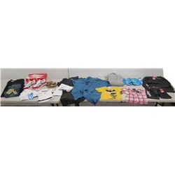 Misc Clothing - Nike Sneakers, Oakley T-Shirts, Polo by Ralph Lauren, New Jeans, Reef Slippers, etc