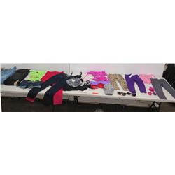 Misc Clothing - Leggings, Jeans, Hair Notions, Sunglasses, Bikinis, Shirts, etc