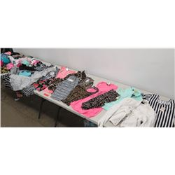 Misc Clothing - Leggings, Jackets, Shirts, Workout Gear, Lingerie, Swimwear, etc (has security tags