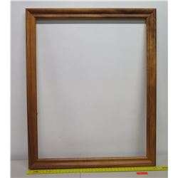 "Large Art Frame, Approx. 40"" x 49"", No Glass (not from HPD)"