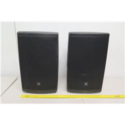 Qty 2 JBL EON 615 Speakers (not from HPD)