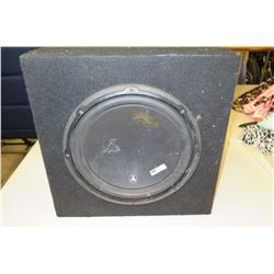 JL Subwoofer (not from HPD)