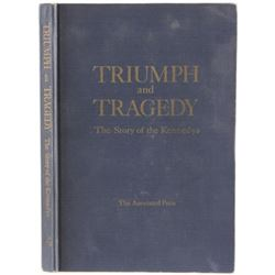 1st Ed Triumph and Tragedy by The Associated Press