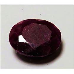 3. ct. Natural Ruby Gemstone