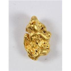5.43 gram LARGE Gold Nugget