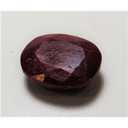 6.5 ct. Natural Ruby Gemstone