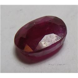 4.5 ct. Natural Ruby Gemstone