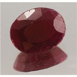 1.5 ct. Natural Ruby Gemstone