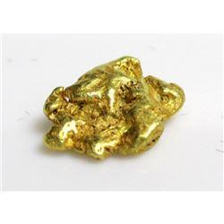 2.12 Gram Natural Gold Alluvial Nugget