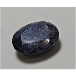 4 ct. Natural Blue Sapphire Gemstone