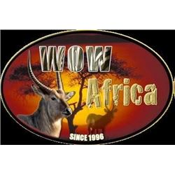 WOW Africa 9-Day Safari for 2 Hunters and 2 Non-Hunters in Zululand, South Africa