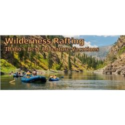 Idaho 5-Day Whitewater Rafting Trip for Two Rafters