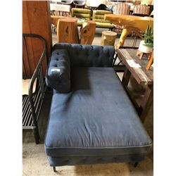 CHAISE LOUNGE BLUE