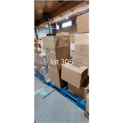 PALLET LOT OF MISC. MOVIE SET ITEMS