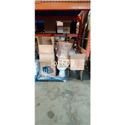 PALLET LOT OF MISC MOVIE SET ITEMS