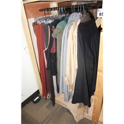 LOT OF COSTUME AND CLOTHING ITEMS