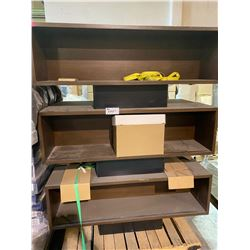 PALLET OF SHELVING
