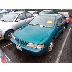 1997 Nissan Sentra