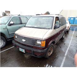 1992 Chevrolet Astro Van