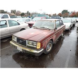 1981 Volvo 242