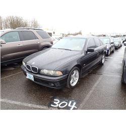 2001 BMW 540i