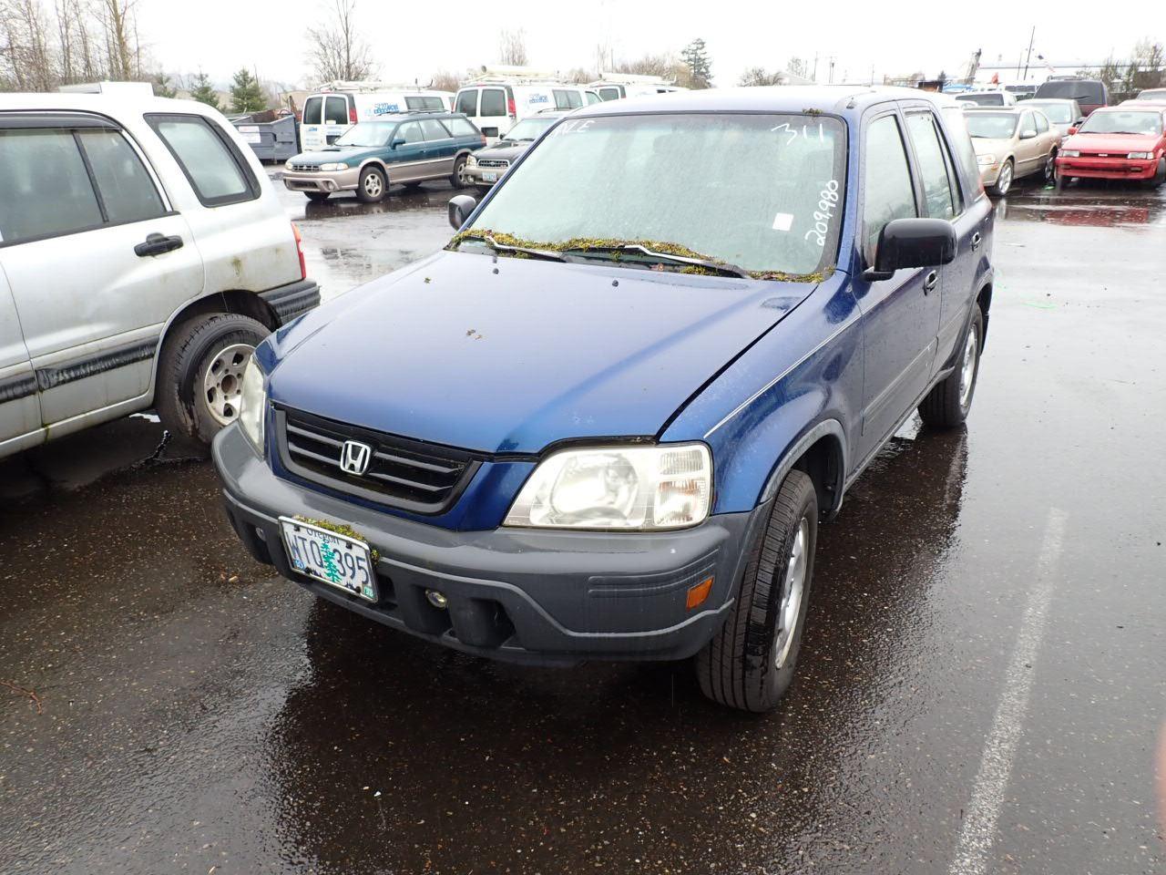 1998 Honda CR-V - Speeds Auto Auctions