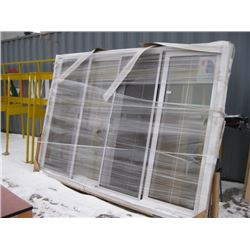 APROX 10FT PATIO DOORS