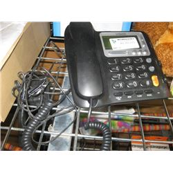 VTECH CORDED ANSWERING SYSTEM