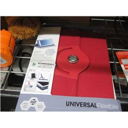 PROTECTIVE TABLET CASE RED
