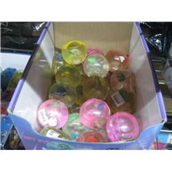 BOX OF DINOSAUR BALLS
