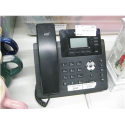 HD YEALINK - PHONE CORDED MESSAGING SYSTEM