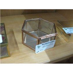 OCTAGON TRINKET BOX
