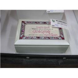 RECTANGLE TRINKET BOX