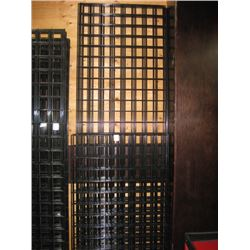 12 PIECES 24 INCH MESH DISPLAY DIFFERENT LENGTHS
