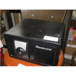 SENTRY SAFE WITH KEGS