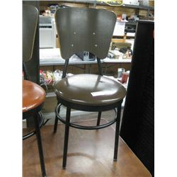 14 PIECES BROWN PADDED RESTAURANT CHAIR