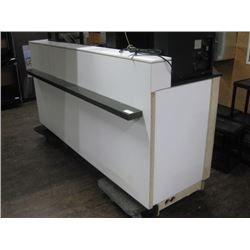 81 1/2 INCH RETAIL FRONT COUNTER DISPLAY