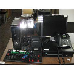 FULL POS SYSTEM RETAIL CASHDRAWER PRINTER ETC