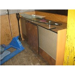 7FT RETAIL FRONT COUNTER