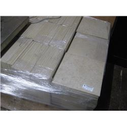 400 SQFT CERAMIC BEIGH TILE 12 X 12