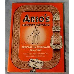 (2) Ario's Cowboy Catalogs 1947 and 1948-49