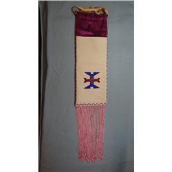 Wind River Reservation pipe bag,