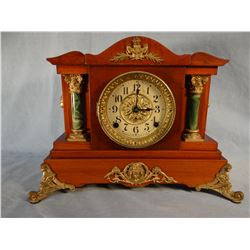 Seth Thomas Adamantine mantle clock, working condition