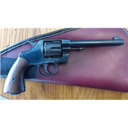 "Colt Model 1903 DA Army, .38 Long Colt,  Mfg: 1903, excellent condition – Armory rack number ""68"" on"