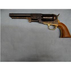 Colt 2nd Gen 1862 Pocket Navy black powder revolver, modern, s#21571, excellent cond.