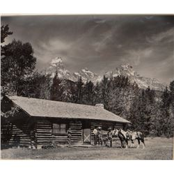 """Union Pacific RR photo, Triangle of The Rockies, 8"""" x 10"""""""