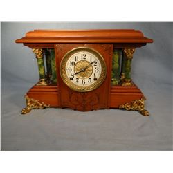 Seth Thomas mantle clock, working